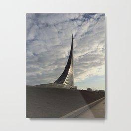 Cosmonauts alley Metal Print