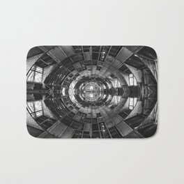 Derelict Airship of Repetition Bath Mat