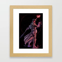 Pavus Framed Art Print