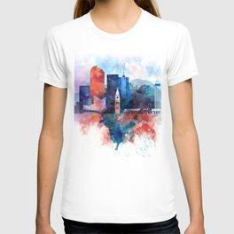 Denver watercolor T-shirt
