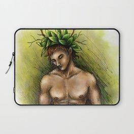 Boy of tree Laptop Sleeve