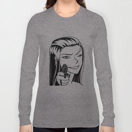 badass Long Sleeve T-shirt
