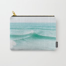 Faded Ocean II Carry-All Pouch