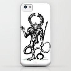 Your friend the Titanite Demon - Dark Souls iPhone 5c Slim Case