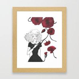 Svetlana Framed Art Print