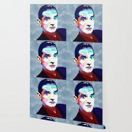 Portrait of Hans Holzel (Falco) Wallpaper