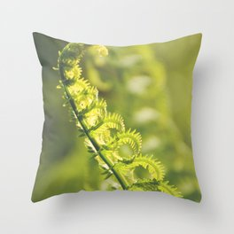 AFE Fern Throw Pillow
