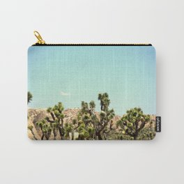 Joshua National Park Carry-All Pouch