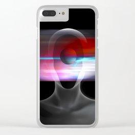 LACUNA Clear iPhone Case