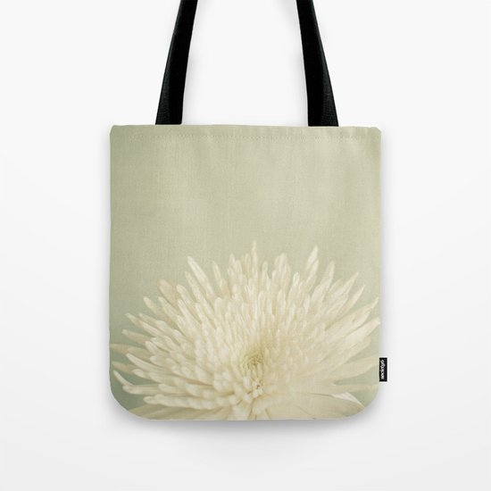 Pale Beauty Tote Bag