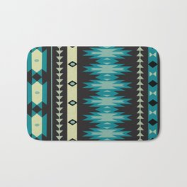 American Native Pattern No. 174 Bath Mat