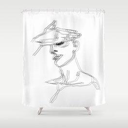 Avert Shower Curtain