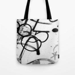 Scribble2 Tote Bag