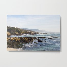 Monterey, Californnia. Metal Print