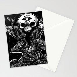 3º tree Stationery Cards