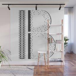 "Tao ""Letter B"" Wall Mural"