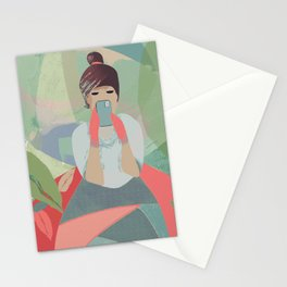 Fair lady Stationery Cards