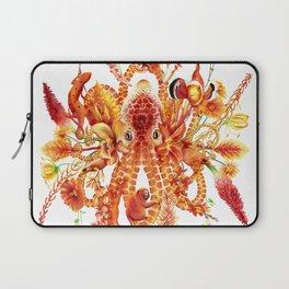 Tangerine Laptop Sleeve