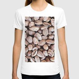 Almond Shells T-shirt