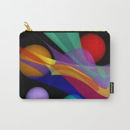 bicubic and framed -1- Carry-All Pouch