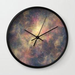 Nitor Nebula Wall Clock