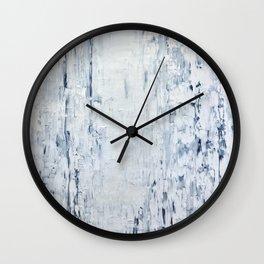 Composizione Informale Wall Clock