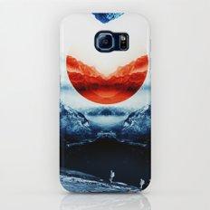 mission blue Galaxy S7 Slim Case