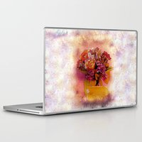 flora Laptop & iPad Skins featuring Flora  by Music of the Heart
