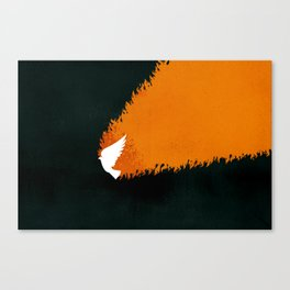 Tongues of Fire (by Brian Danaher) Canvas Print