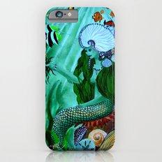Little Mermaid. iPhone 6s Slim Case