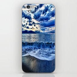 Sunrise over the South Pacific iPhone Skin