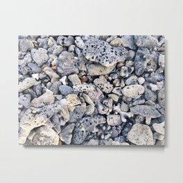 Gravels Metal Print