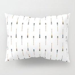 Painted Paddle Pattern Pillow Sham