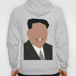 FOGS's People wallpaper collection NO:02B KIM JONG UN PNG Hoody
