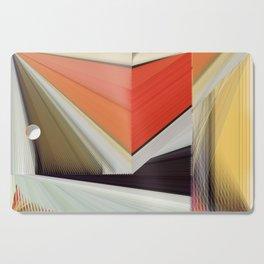 Mondrian Rearranged Cutting Board