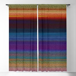 Mixes Art 127 Blackout Curtain