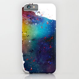 Maine Watercolor iPhone Case