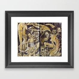 Tellemaja Framed Art Print