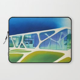 Glass Cube. Laptop Sleeve
