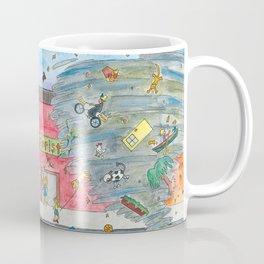 Happy Town V Coffee Mug
