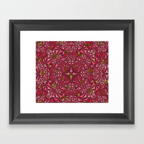 Symmetry 2 Framed Art Print