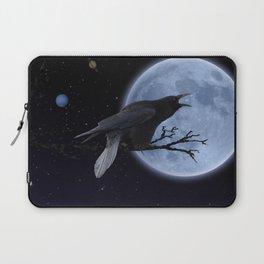 Raven Speak Laptop Sleeve