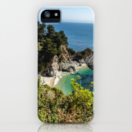 McWay Falls, Big Sur iPhone Case