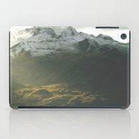 alaska iPad Cases featuring Alaska by Parissis