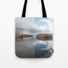 Sand and Sky  Tote Bag