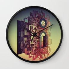 Dawning Wall Clock