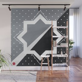 London - star graphic Wall Mural
