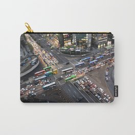 Gangnam at Rush Hour Carry-All Pouch