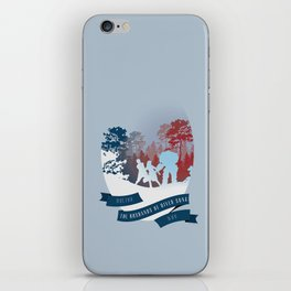 The Husbands of River Song | Doctor Who iPhone Skin