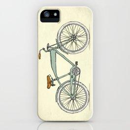Retro-bicycles (1903) iPhone Case